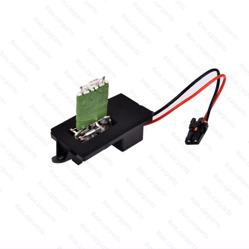 small resolution of ac blower motor resistor w wiring harness for chevy avalanche tahoe 89019089