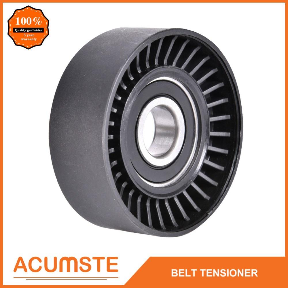 medium resolution of details about serpentine belt tensioner pulley for audi bmw chrysler vw jeep dodge 04854089a