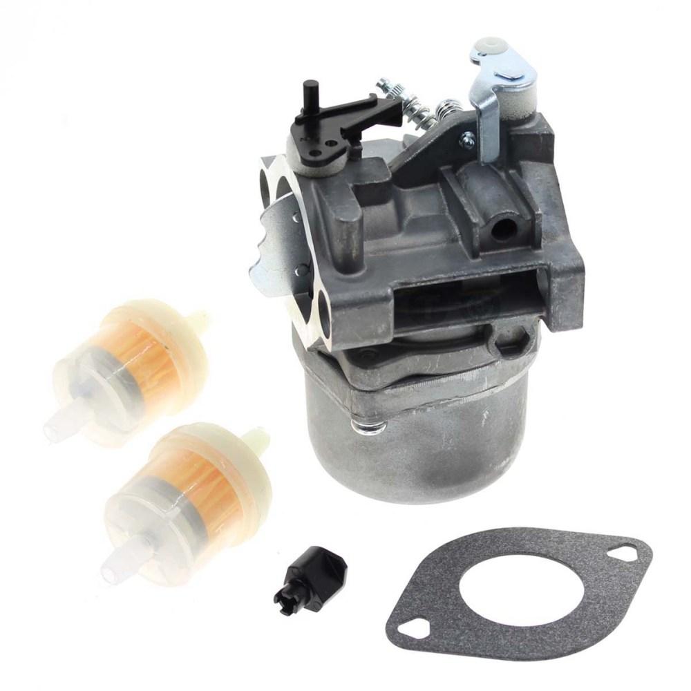 medium resolution of carburetor carb fuel filter gasket set for briggs stratton walbro lmt 5 4993