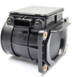 details about oem mass air flow sensor maf e5t08471 fits 605 mitsubishi lancer 02 07 2 0l [ 1686 x 1647 Pixel ]