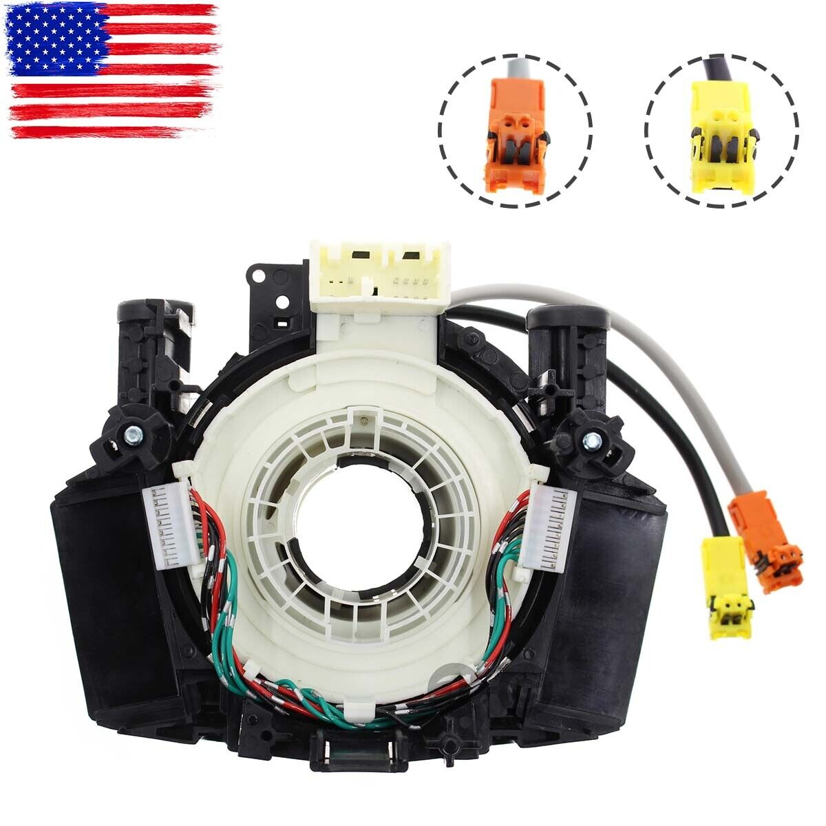 hight resolution of details about airbag spiral cable clock spring for nissan quest 2004 2009 titan 2004 2008