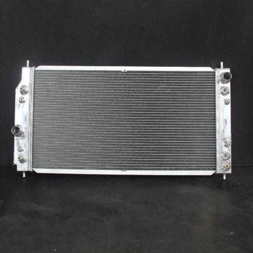 small resolution of 3 row core aluminum radiator for chrysler 300m intrepid dodge intrepid v6 98 04