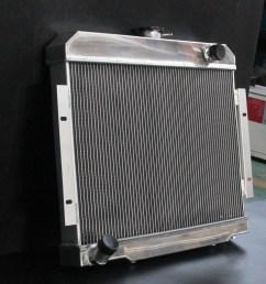 3 row core aluminum radiator for jeep cj5 cj6 cj7 j10 j20 cherokee l6 v8 73 86 [ 1600 x 1600 Pixel ]