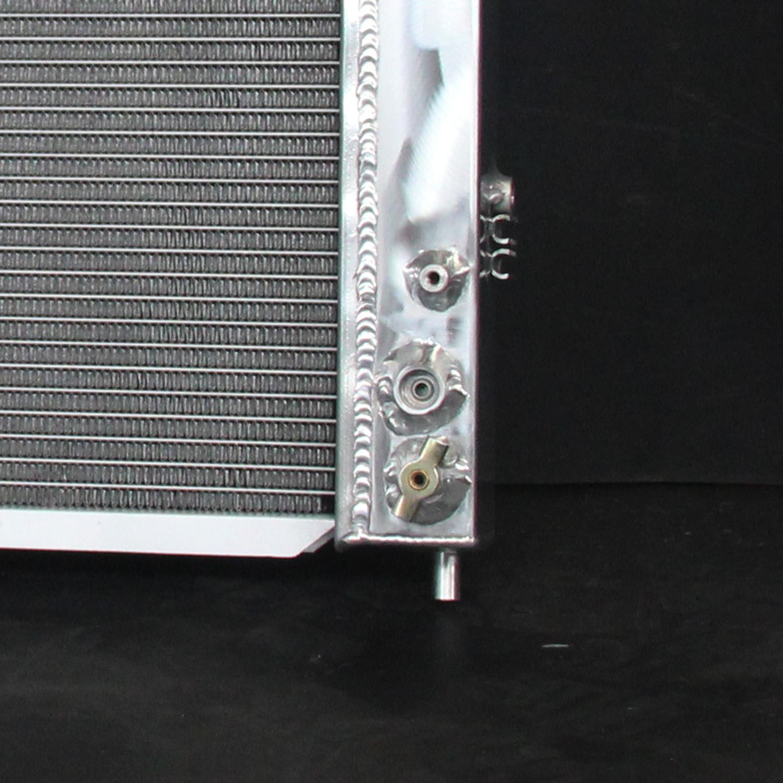 hight resolution of 3 row core aluminum radiator for chrysler 300m intrepid dodge intrepid v6 98 04