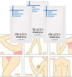 10g painless body skin hair remove cream depilatory armpit arm leg hair removal [ 1000 x 1000 Pixel ]