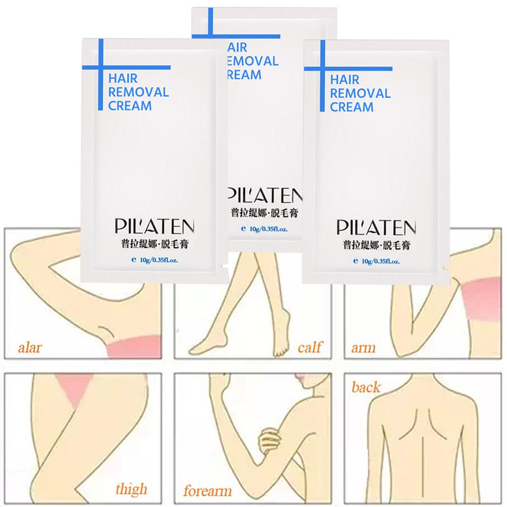 hight resolution of 10g painless body skin hair remove cream depilatory armpit arm leg hair removal