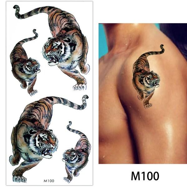 grand eagle decal tattoo sticker