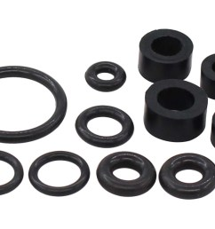 fuel filter housing o ring seal kit for 99 03 ford 7 3 7 3l diesel engines [ 1200 x 850 Pixel ]