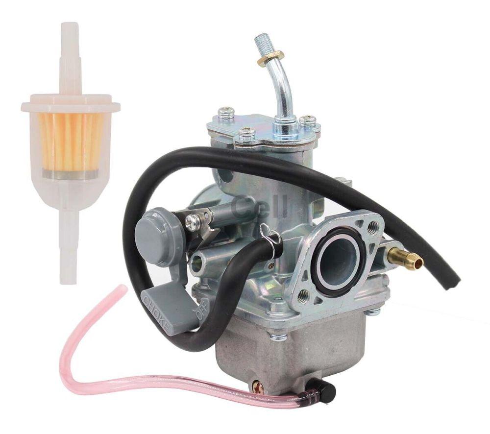 medium resolution of new carburetor for yamaha moto 4 yfm 80 moto 4 yfm80 carb w fuel filter