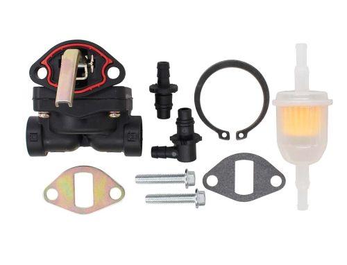 small resolution of fuel pump for john deere l110 lt133 lt155 lx255 gt225 lawn mower garden tractor
