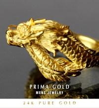 Prima Gold Japan: Pure gold ring gold ring 24k gold K24 ...