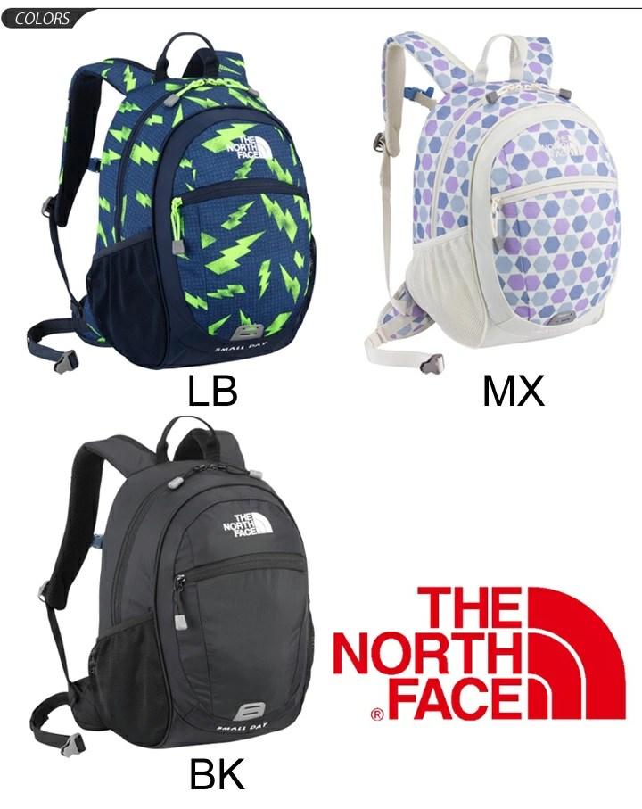 WORLD WIDE MARKET: 北面對北臉孩子背包戶外背包小天背包袋兒童的學校遊覽教訓 /NMJ71653   日本樂天市場