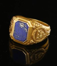 Vintage College Class Rings  Jewelry