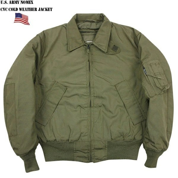 Real brand new US Army CVC Nomex tankers jacket