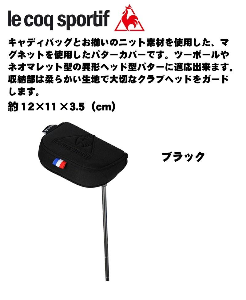 GOLF SHOP ZEROSTATION: 《》 Knit material neo-mallet type