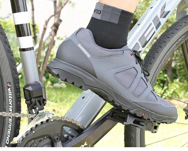 シマノ ET3 SH-ET300 フラットペダル用シューズ 自転車 シューズ SHIMANO ツーリングシューズ 通勤 通学 歩きやすい