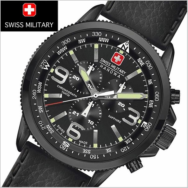 Bell Field Chronograph watches SWISS MILITARY WATCH