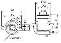 dendenele: Panasonic equipment for electronic buzzer