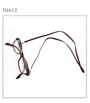 direct-glass-labo: 유리 코드 안경 체인 안경 줄 안경 코드 세련 된 안경 체인/안경/시