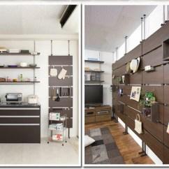 Kitchen Pots Storage Canisters 【楽天市場】《 日本製 》 突っ張り ウォールパーテーション 幅60 パーテーション つっぱり ディスプレイ ...