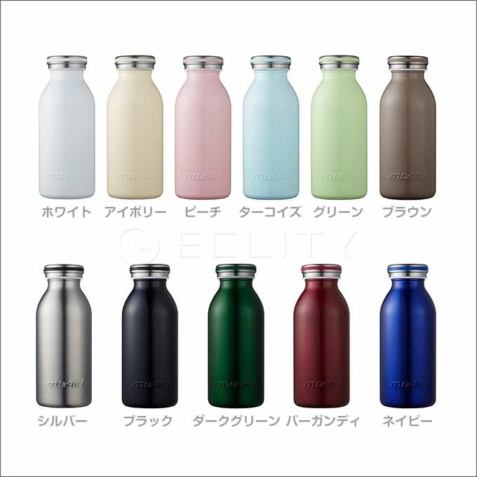 ECLITY | 日本樂天市場: MOSH! MOSH 不銹鋼不銹鋼可擕式瓶 350 毫升水瓶子 Mag 瓶絕緣絕緣前進! MOSH 不銹鋼瓶前進 MOSH ...