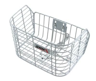 FUJIX: Front basket BO-001 for Side A( サイドエー) cross bike
