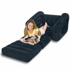 Intex Sofa Chair Discount Modern Sectional Sofas Glitters Air Bed Single Aircraft Tires Airsoft