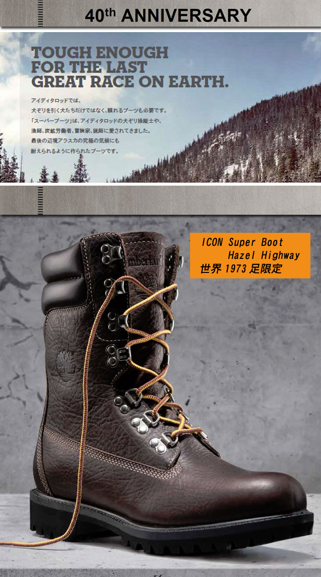 ice field Timberland Timberland boots icon Super boots