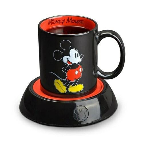 ディズニー ミッキ―マウス マグカップとマグカップウォーマー