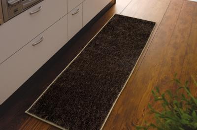 rugs for kitchen 27 inch sink ii kaguyahime 日本制造厨房垫子厨房地毯 厨房碎布圆洗可的防滑物加工 为被污染而使用强大的sumitoron线的多功能厨房垫子 保养也在已经防滑物加工 并且作为安心 更加圆的洗ok的是罐子舌头
