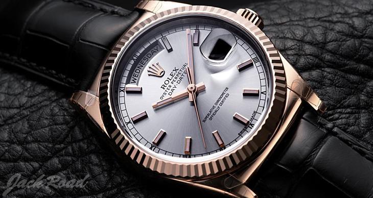 jackroad   Rakuten Global Market: Rolex day-date rhodium / Ref.118135