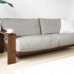 Long Sofa Arm Covers Bed World Newry Joystyle-interior | Rakuten Global Market: Walnut ...