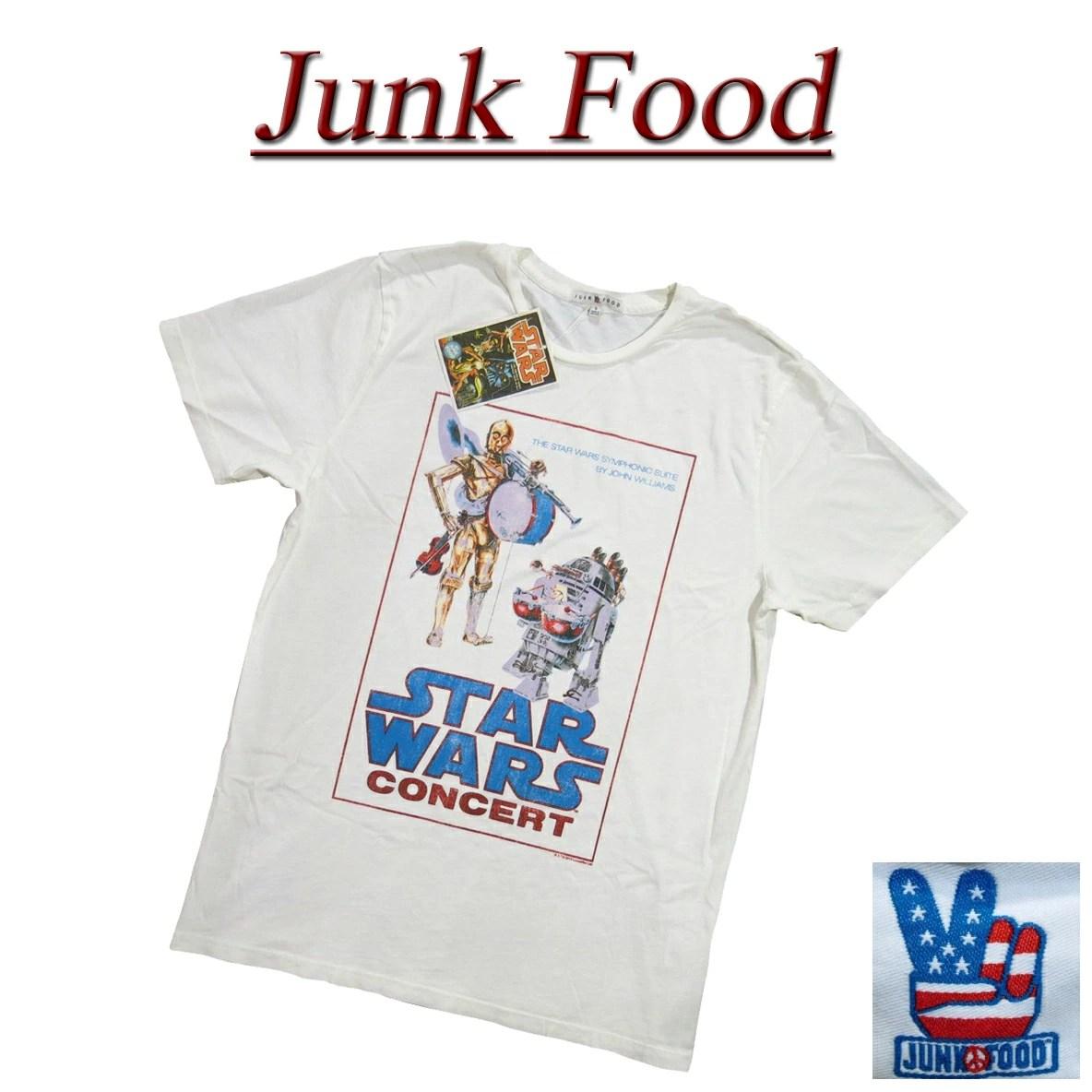 J Rakuten Ichiba Shop Plus Ab901 Junk Food Star Wars Concert C3po R2d2 T S T