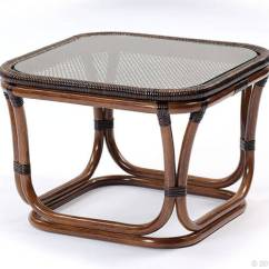 Rattan Side Tables Living Room Decorating With Dark Wood Floors Koreda Table Furniture Interior It Is The Which Used A Luxuriously I Match Japanese Style And Floor Seat As Tatami To
