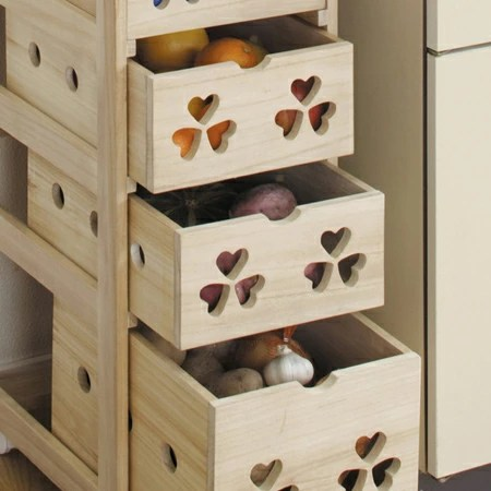 interior-palette | rakuten global market: vegetable rack clover with