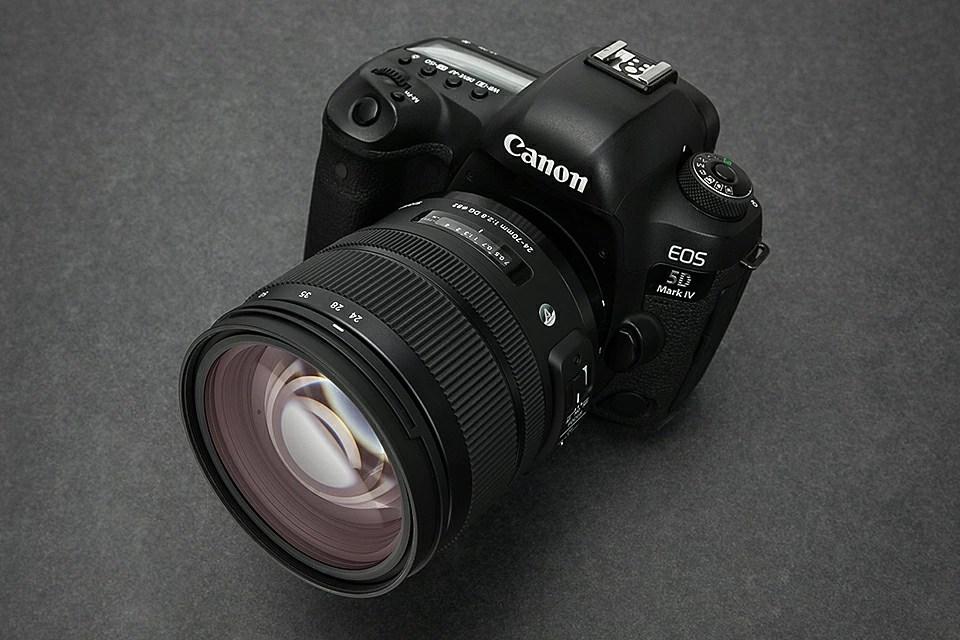 SIGMA Art 24-70mm F2.8 DG OS HSM 試寫レポート