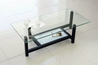 mirage | Rakuten Global Market: Center table, glass table ...