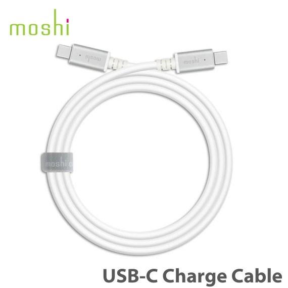 【楽天市場】【ポイント10倍 8/28 09:59まで】 moshi USB-C Charge Cable with