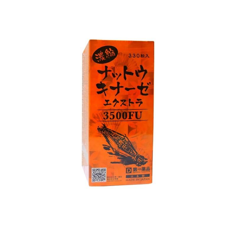 NICHIOU CO LTD Rakuten Ichiba Shop: 第一藥品濃縮納豆激酶特別330粒   日本樂天市場