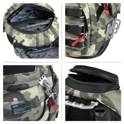 Oakley Kitchen Sink Backpack Stealth Black Gadgets Store Allsports Rakuten Global Market Mens