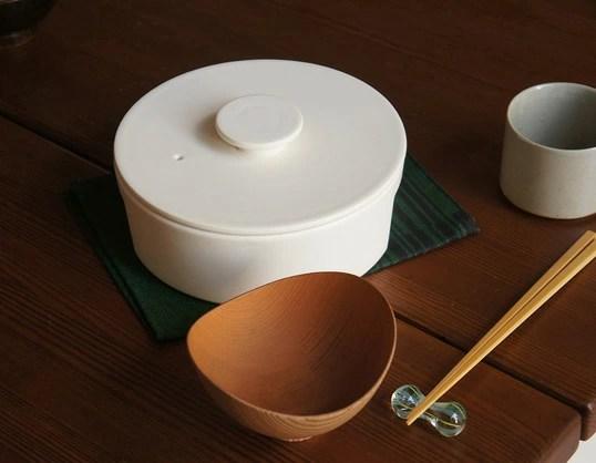 kitchen pottery canisters griddle plottokyo 供支持ceramic japan陶罐do nabe ih的s尺寸直星期二 ih两用 陶罐do 白 s尺寸ih对应