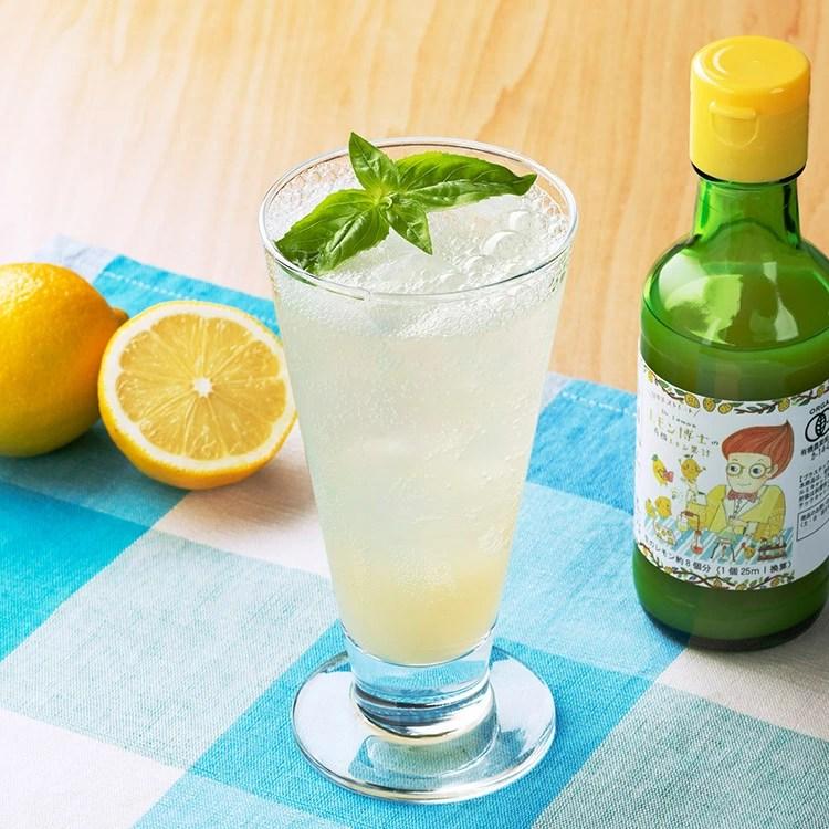 かたすみ 有機レモン果汁ストレート100% 900ml 6本入