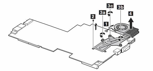 【楽天市場】 国内発送 IBM/Lenovo Thinkpad X60 X61 CPU FAN ファン+ ヒート