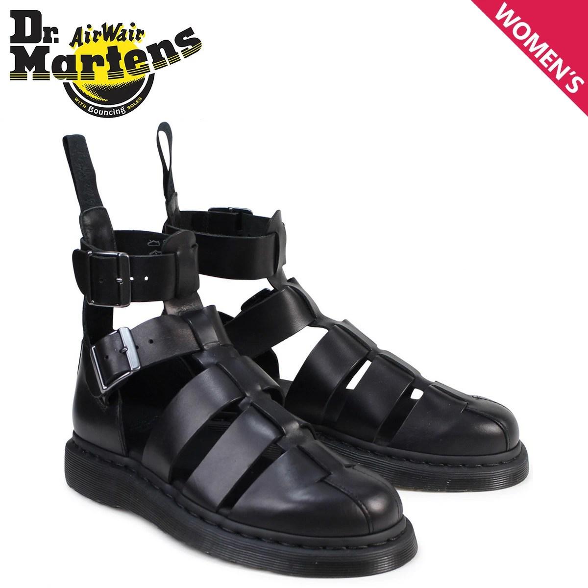 SneaK Online Shop: 博士馬丁涼鞋人分歧D Dr.Martens GERALDO STRAP SANDALS R15696001黑色[6/19補充進貨] | 日本樂天市場
