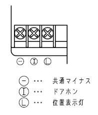 social: [EJ503AN] Panasonic doorphone (exposed type