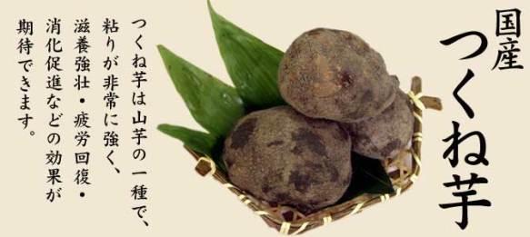 「つくね芋」の画像検索結果