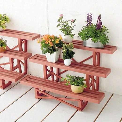 tokyoredcherry Japanmade flower stand  rack 90