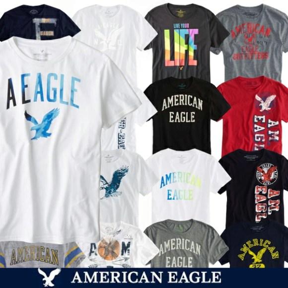 097a7b78f317 【メンズTシャツ】アメリカンイーグル メンズ 半袖 Tシャツ アメカジ・アウトドア・ストリート