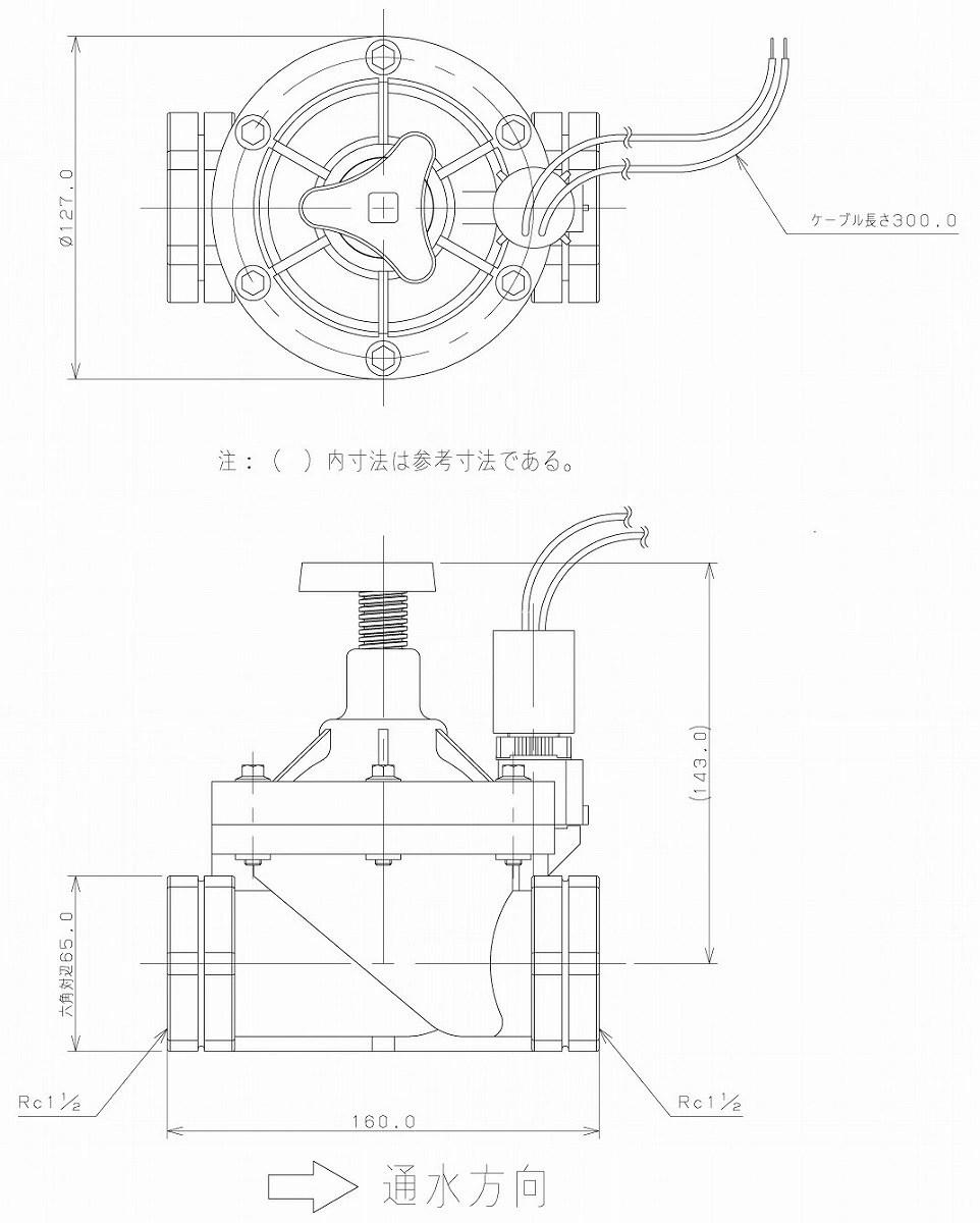 504-031-13 電磁弁 カクダイ