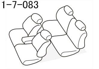 zerocool: Seat cover Suzuki SUZUKI wagon R MH34S/MH44S